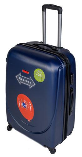 Валіза сумка Gravitt 310 (середній) синій