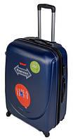 Валіза сумка Gravitt 310 (середній) синій, фото 1