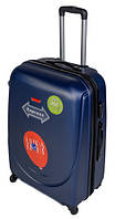 Чемодан сумка Gravitt 310 (большой) синий
