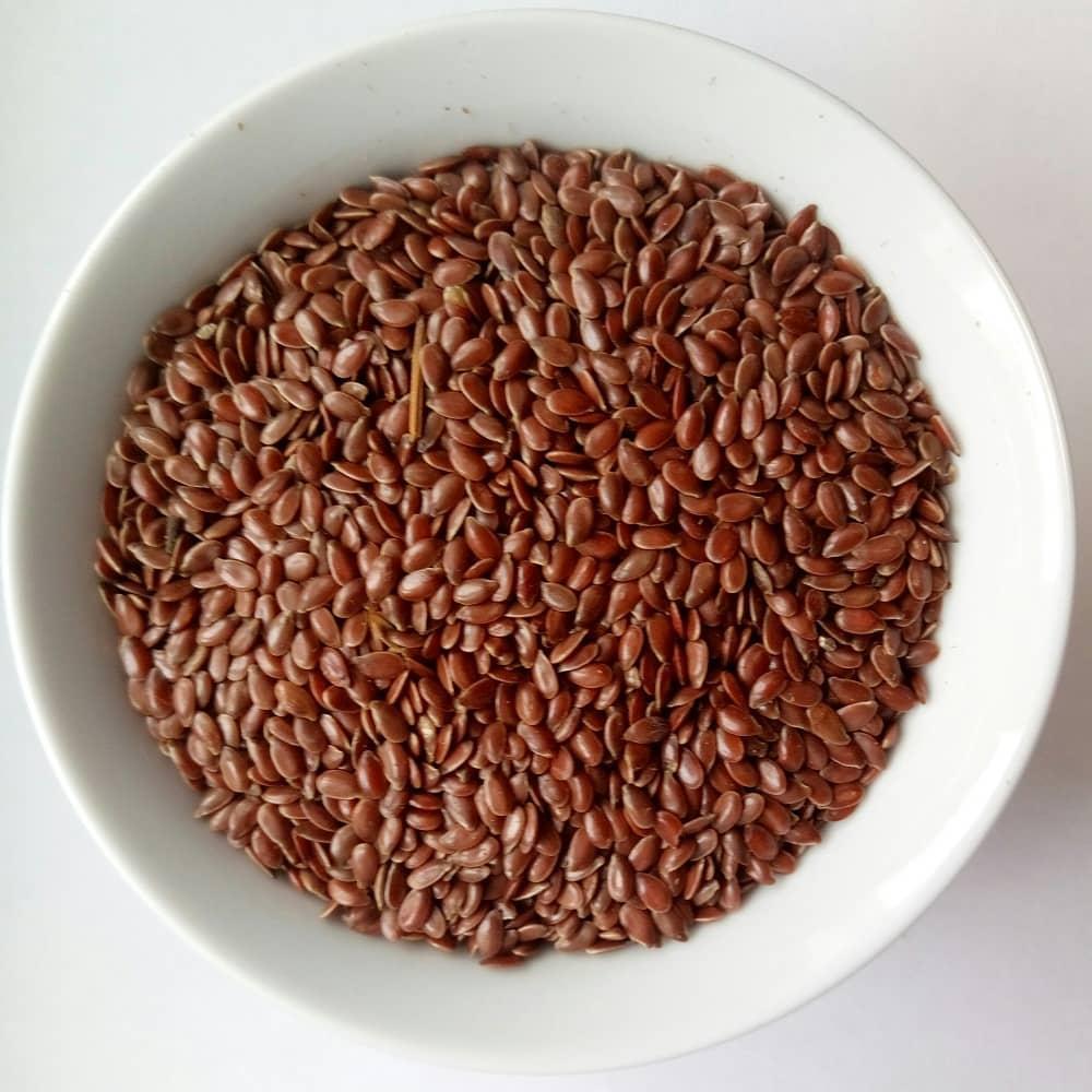 Семена льна (урожай 2018) 1 кг.