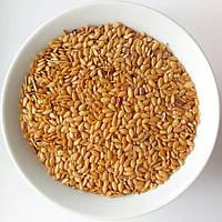 Семена льна золотого (урожай 2017), 1 кг