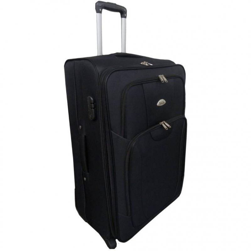 Чемодан сумка RGL 1003 (небольшой) черный