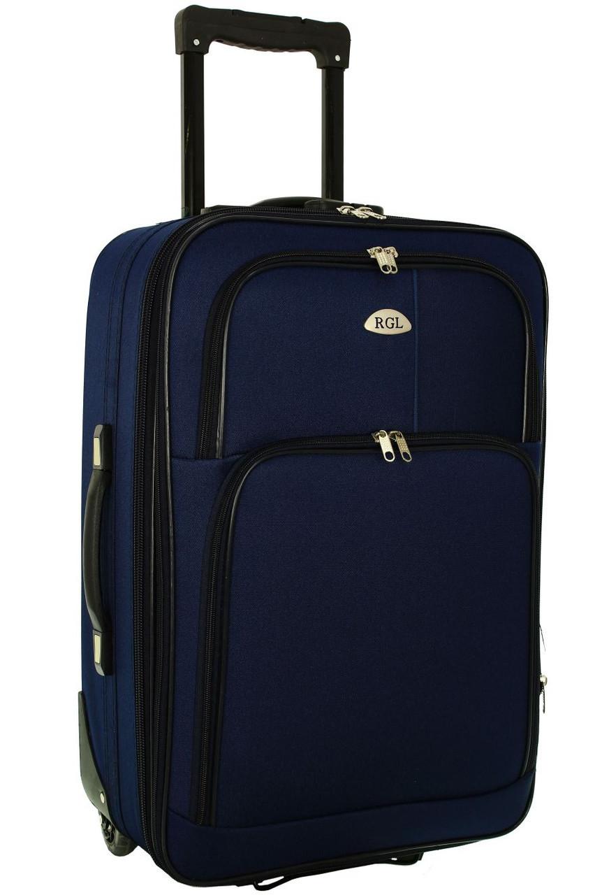 Валіза сумка RGL 652 (великий) синій
