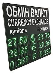 Табло обмен валют ERD-2
