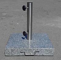 Гранитная подставка ТН-35 для уличного зонта
