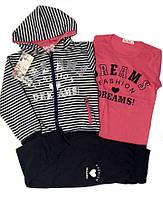 Спортивный костюм для девочки TOP Kids Польша размеры 8-16