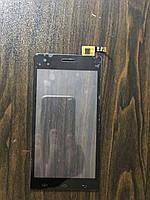 Сенсор Doogee DG350/S-Tell S-M610/Impression ImSmart C471/UMI X1 Pro black (#214)