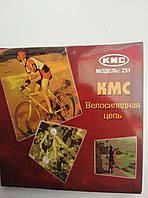 Велосипедная цепь спортивная КМС Z51