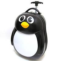 """Детский чемодан дорожный на колесах """"Josef Otten"""" Пингвин, 520325"""