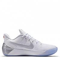 Мужские баскетбольные кроссовки Nike Kobe AD White/Chrome
