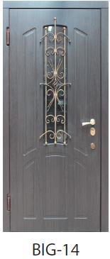 """Входная дверь """"Портала"""" (серия Элит) модель Big-14"""