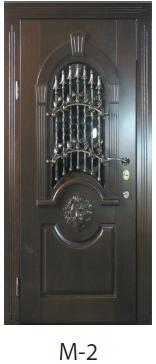 """Входная дверь """"Портала"""" (серия Элит) модель M-2"""
