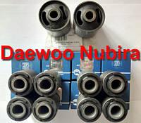Сайлентблок  Daewoo Nubira (Комплект 12шт) ЗАДНЕЙ ПОДВЕСКИ