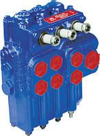 Гидрораспределитель Р-80 3/1-222Г (с гидрозамком) применяется на тркторах МТЗ, ЮМЗ, ХТЗ