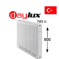 Радиатор Daylux класс 11  500x700   боковое  подключение