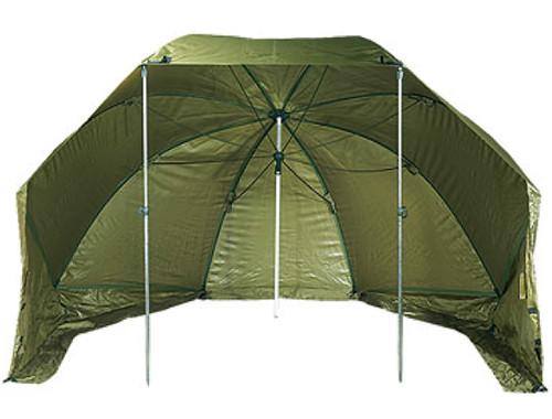Рыболовный зонт-палатка Jaxon AK-KZS038 (240x180x130 см.)