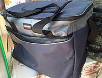 Изотермическая сумка холодильник, термосумка COOLING BAG CL 1302 / 1289-1, 35л + Аккумулятор в подарок!!!*