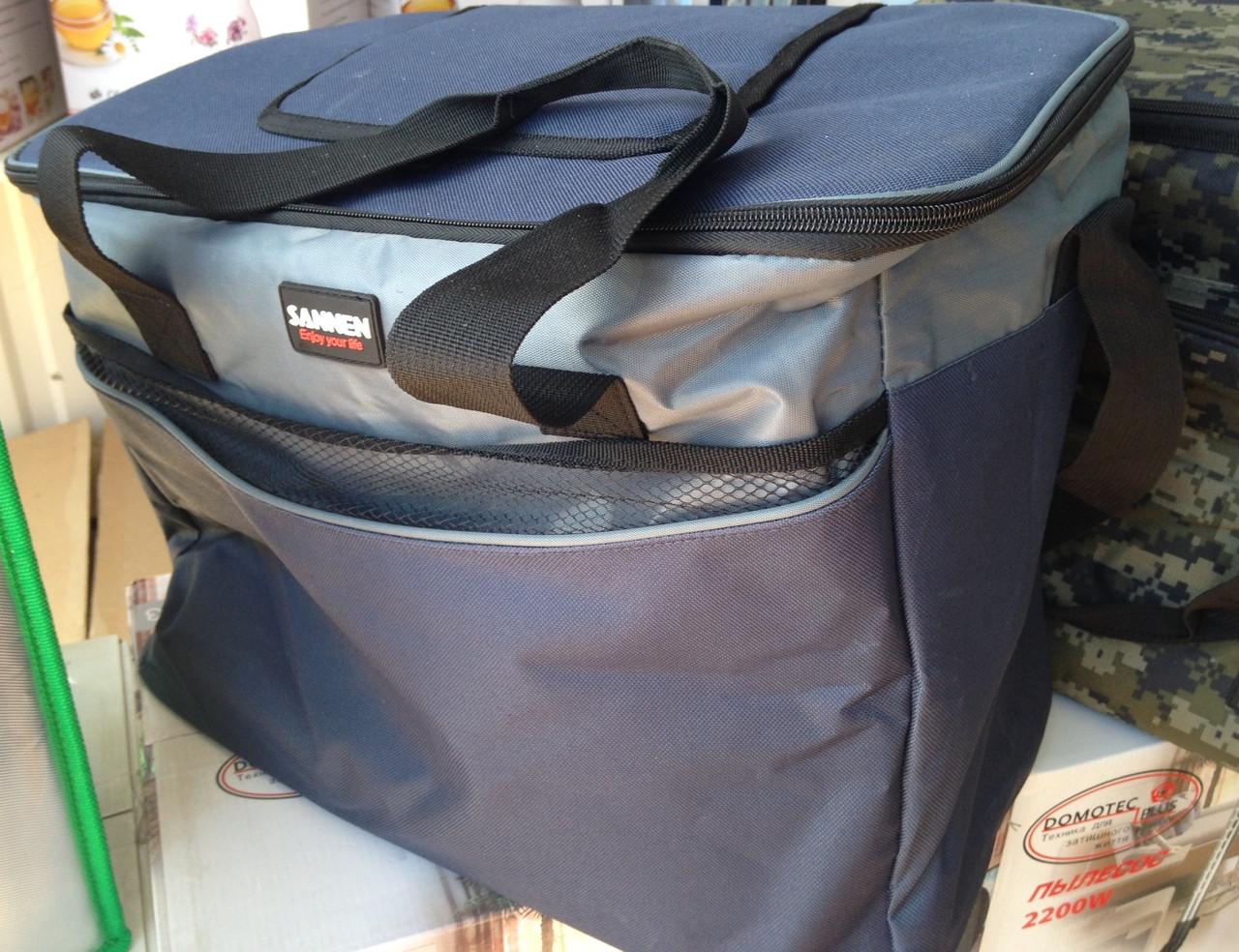 Изотермическая сумка холодильник, термосумка COOLING BAG CL 1302 / 1289-1, 35л + Аккумулятор в подарок!!!* - Plus в Одессе