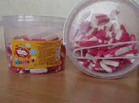 Желейная конфета Зубы (Жувасики)