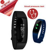 Часы-Трекер ALANGDUO V07 измерение артериального давления и монитор сердечного ритма