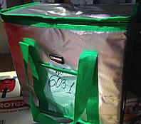 Изотермическая сумка холодильник, термосумка SANNEN COOLING BAG CL 603-1, 25л + Аккумулятор в подарок!!!*