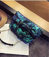 Нарядная женская сумка