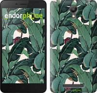 """Чехол на Xiaomi Redmi Note 2 Банановые листья """"3078c-96"""""""