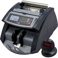 Счетчик банкнот с вертикальной загрузкой, ручным и автоматическим стартом Cassida 5550 UV/MG