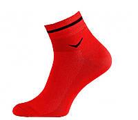 Носки мужские спортивные х/б с сеткой Смалий NIKE 16В3-323Д, 25, 27, 29 размер, красные 23, 337