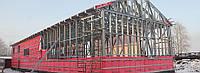 Склад, ангар, мойка, СТО,  строительство по технологии ЛСТК  а, фото 1