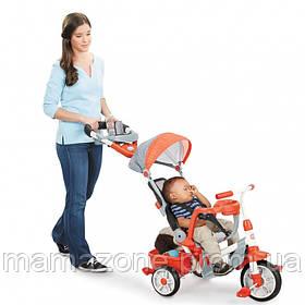 Детский велосипед 5-in-1 Deluxe Ride & Relax красный Little Tikes 639814