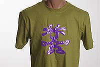 Crumpler футболка мужская  с флуоресцентным элементом размер S   ПОГ 50 см б/у