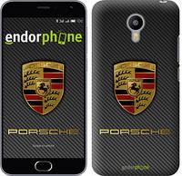 "Чехол на Meizu Pro 5 Porsche 1 ""977u-108"""