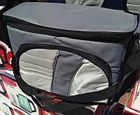 Изотермическая сумка холодильник, термосумка COOLING BAG COOLING BAG 377-B, 12л + Аккумулятор в подарок!!!*