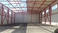 Строительство складов пром-типу сельскохозяйственого назначения