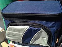 Изотермическая сумка холодильник, термосумка COOLING BAG COOLING BAG 377-A, 6л + Аккумулятор в подарок!!!*