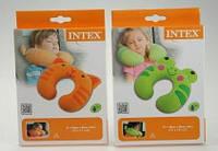 Детская подушка подголовник Intex 68678