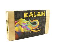 Настольная игра Kalah (Калах с натуральными камнями)
