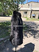 Шубка из меха ондатры, воротник стойка. Производство Украина. В наличии 44,46,48 размеры