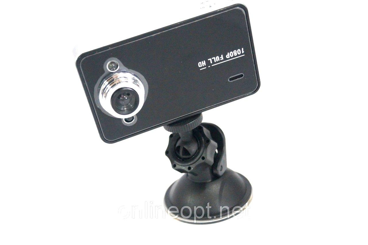 Автомобильный видеорегистратор vechcle HD DVR  black box