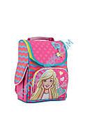 Рюкзак каркасный  H-11 Barbie rose, 34*26*14