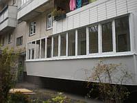 Балкон под ключ в Киеве. Балконы в кредит Киев недорого. Балконы цена Киев.
