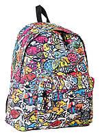 Рюкзак подростковый ST-15 Crazy 03, 31*41*14