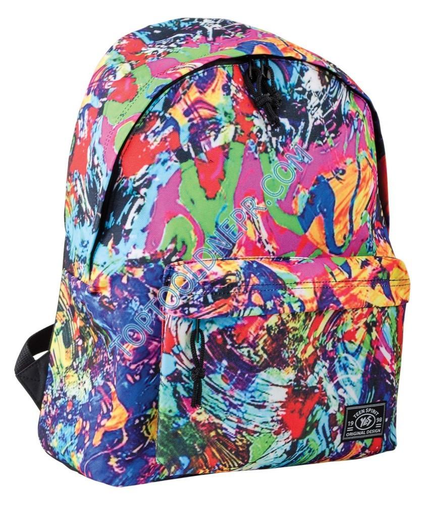 Рюкзак подростковый ST-15 Crazy 05, 31*41*14 - TopToolDnepr в Днепре
