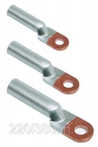 Наконечник DTL-025 медно-алюминевый кабельный (8,5) ИЭК