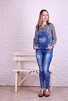 Комбинезон из джинса