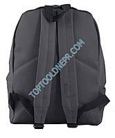 Рюкзак подростковый OX-15 Black, 42*29*11