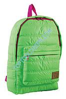 Рюкзак подростковый ST-15 лайм 11, 39*27.5*9