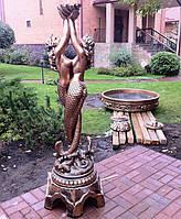 Скульптура садовая «Русалки»