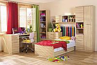 """Дитяча кімната Інді / Indi BRW / Детская мебель """"Инди"""" BRW, фото 1"""
